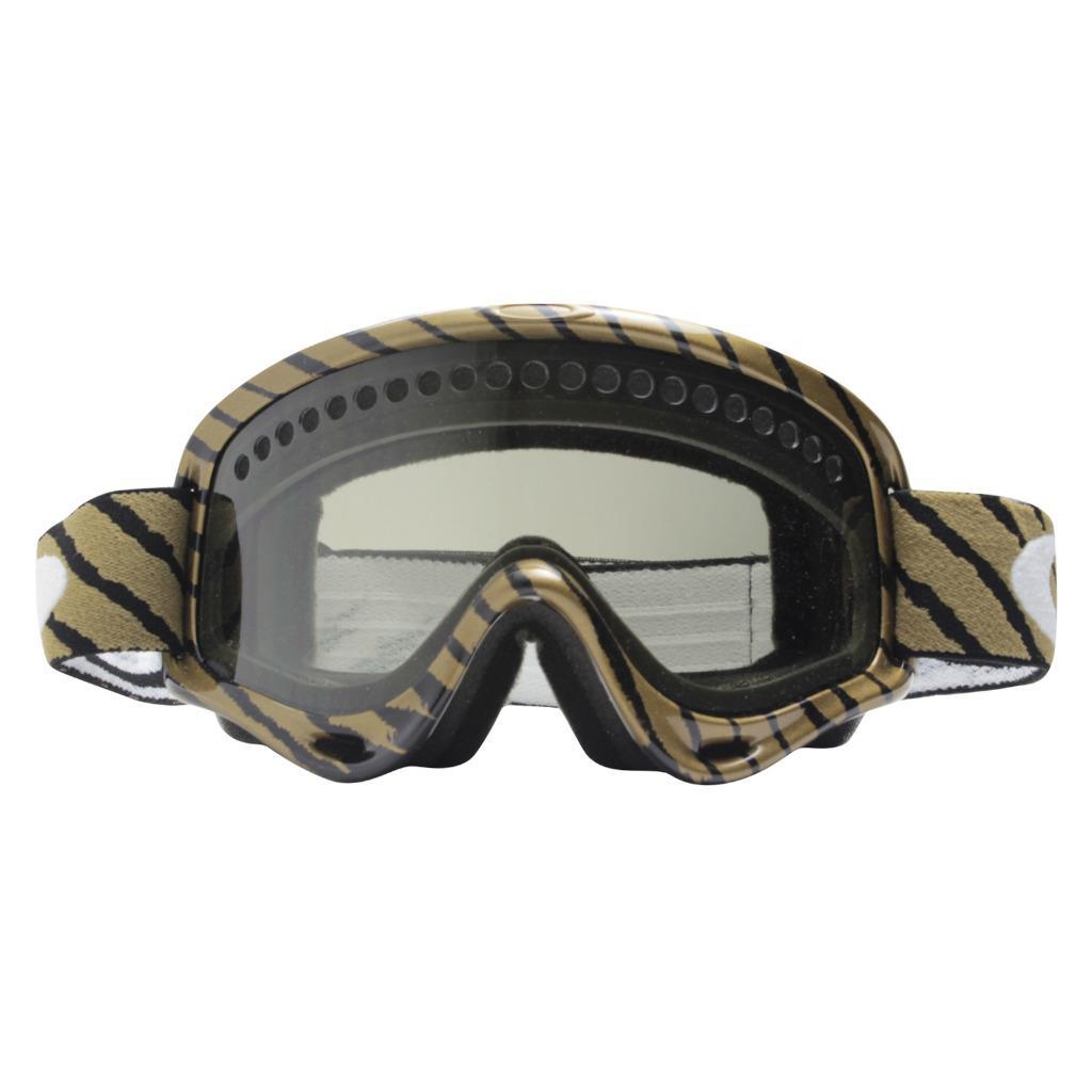 61b04a568bd Oakley 57-428 SHAUN WHITE XS O FRAME Black Gold Youth Kids Snow Ski ...