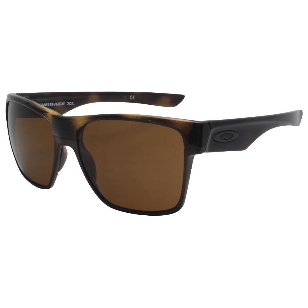 f61a5b70ab4 Oakley OO 9350-06 TWOFACE XL Polished Brown Tortoise Dark Bronze ...