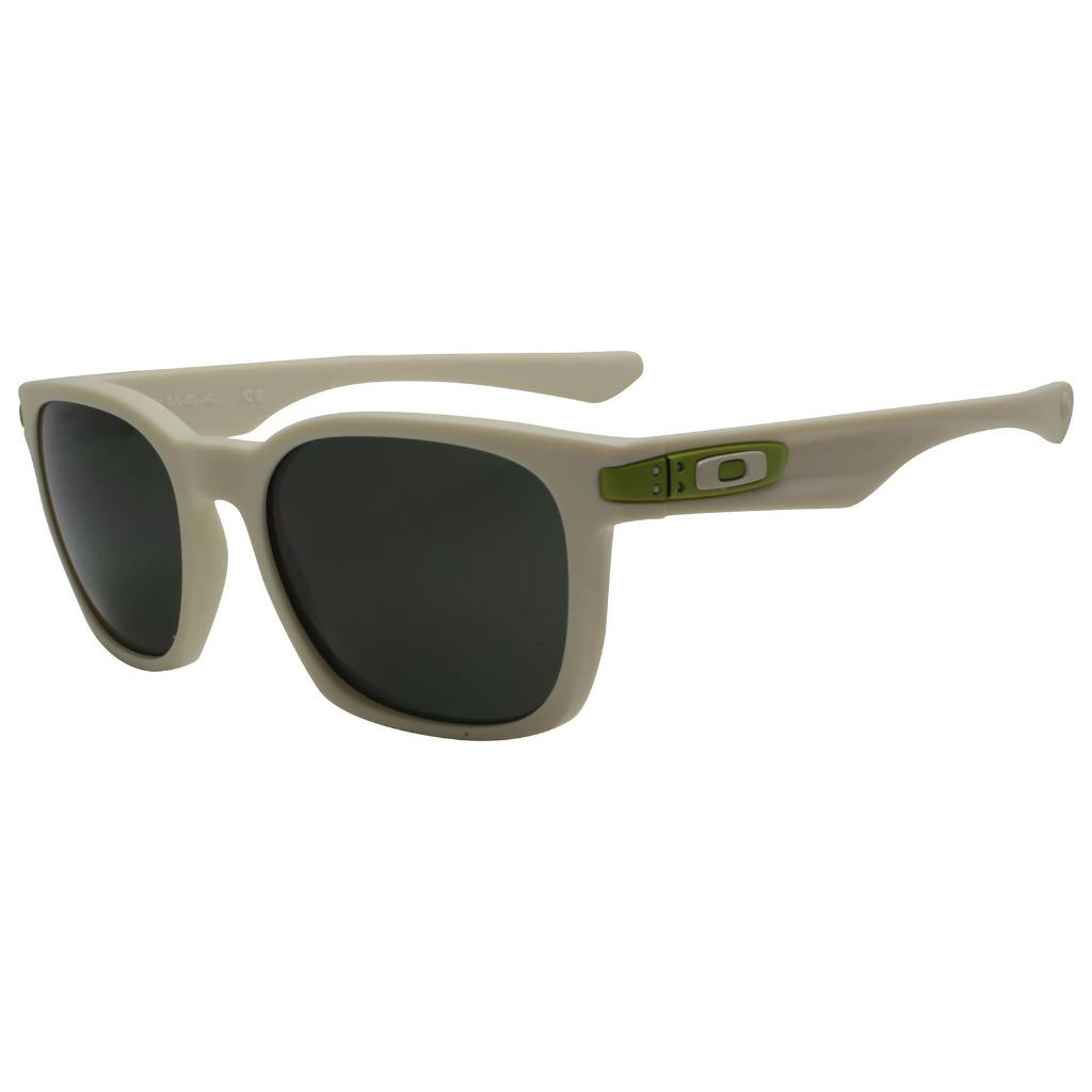 4b531eed574 Details about Oakley OO 9175-10 Garage Rock Matte Bone Frame w  Dark Grey  Lens Mens Sunglasses