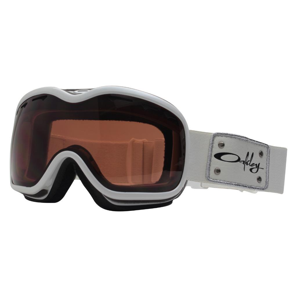 db0331c4728d6 Details about Oakley 01-919 STOCKHOLM Pearl White Frame w  VR28 Lens Womens  Snow Ski Goggles .