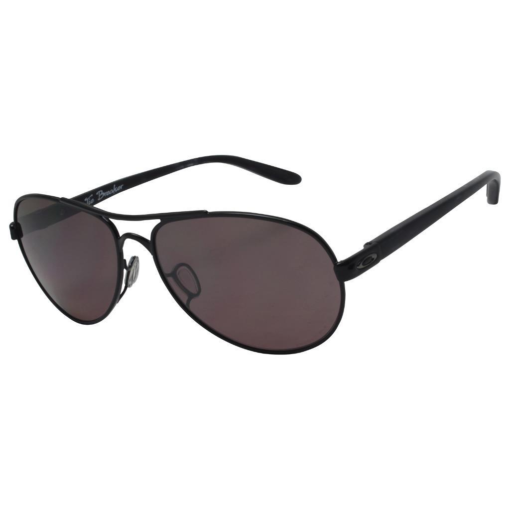 883576f472 Details about Oakley OO 4108-11 POLARIZED TIE BREAKER Black w  Daily Prizm  Womens Sunglasses