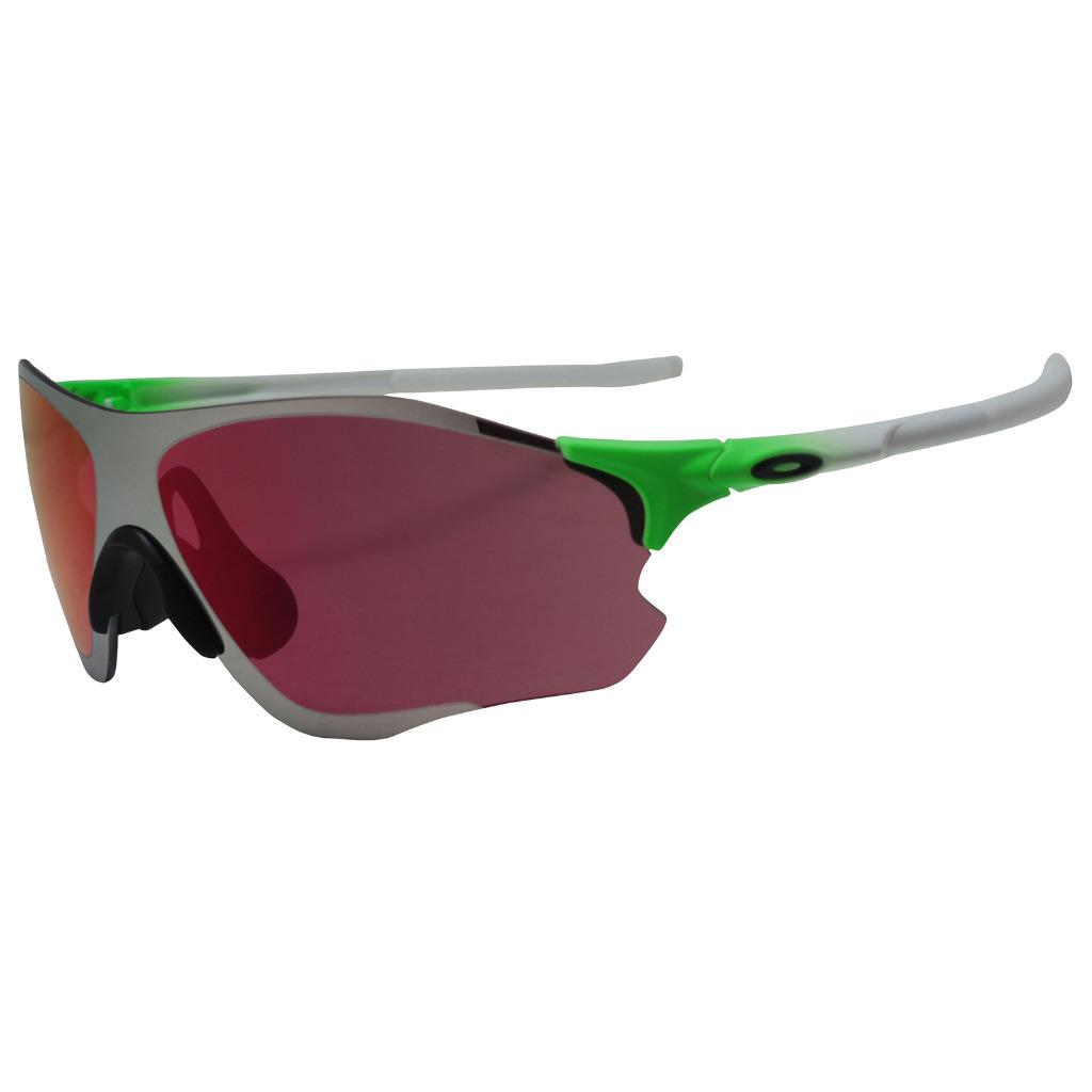 1b057a4a5e8 Details about Oakley OO 9308-09 EVZERO PATH Green Fade w  Prizm Field Chrome  Lens Sunglasses