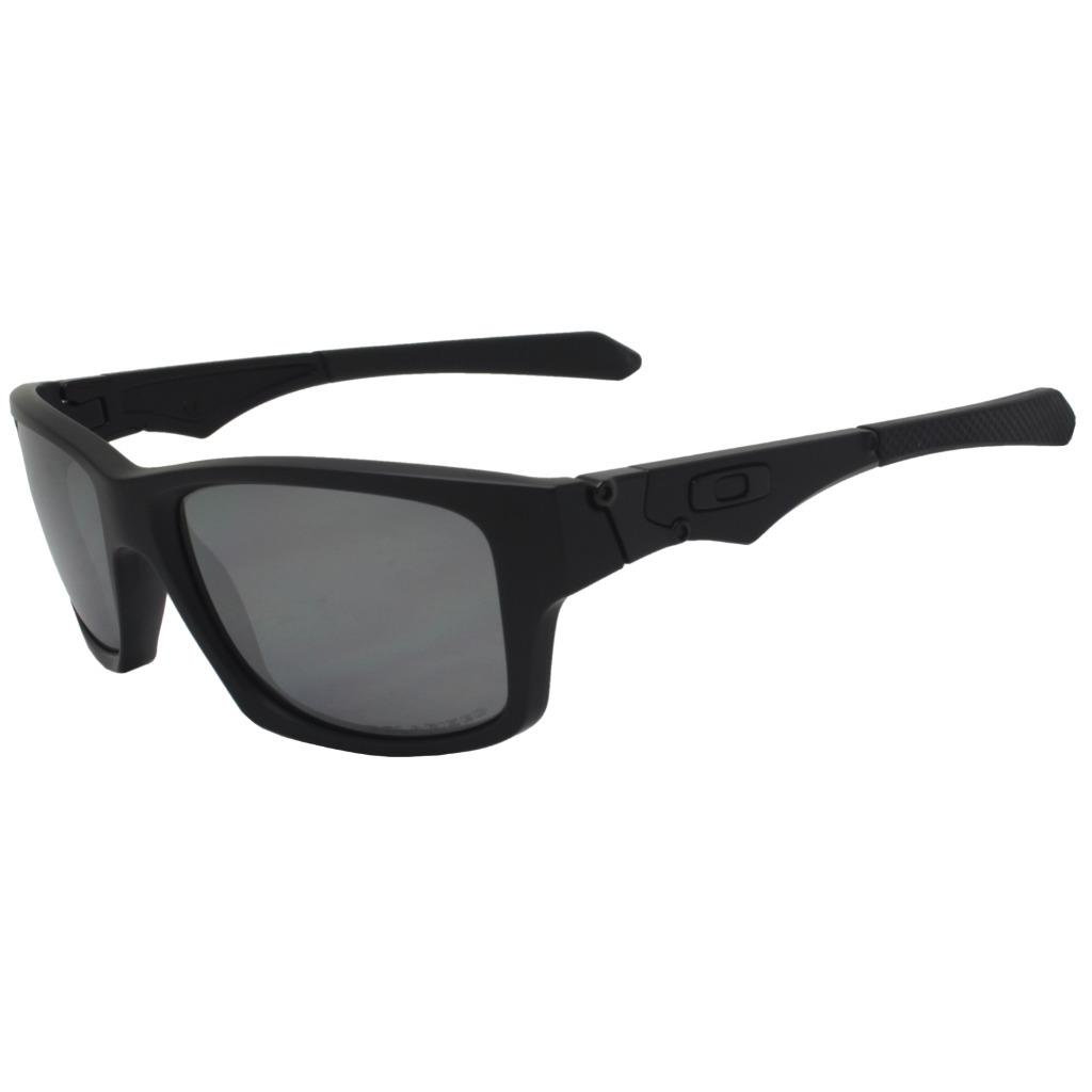 66848e1821 Details about Oakley OO 9135-09 POLARIZED JUPITER SQUARED Matte Black  Iridium Rare Sunglasses
