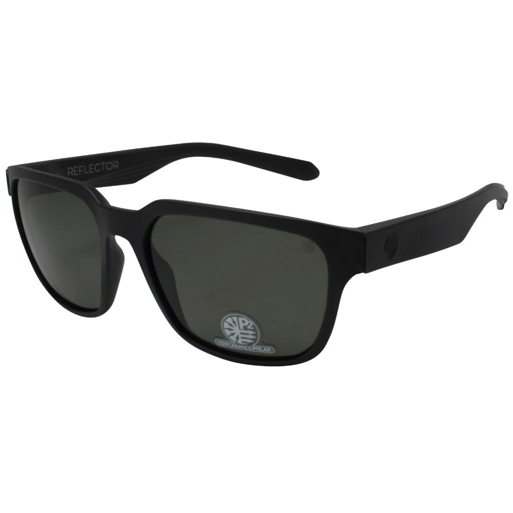 Spy 673040809853 Cutter with BONUS LENS Matte Black White Polarized Sunglasses