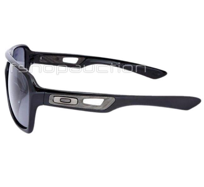 12620a8dfd Oakley Dispatch 2 Polished Black Grey « Heritage Malta