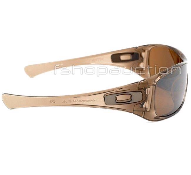 c4d9cd1f70 Oakley Antix 12 960 Brown Smoke Tungsten Polarized « Heritage Malta