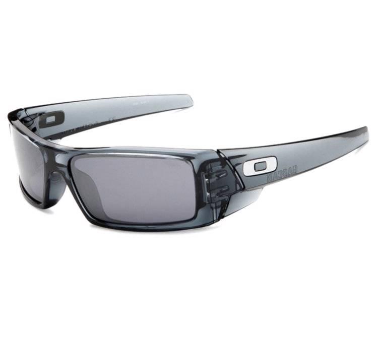 1a0113705c Oakley Gascan Crystal Black With Black Iridium Lens 03 481 ...