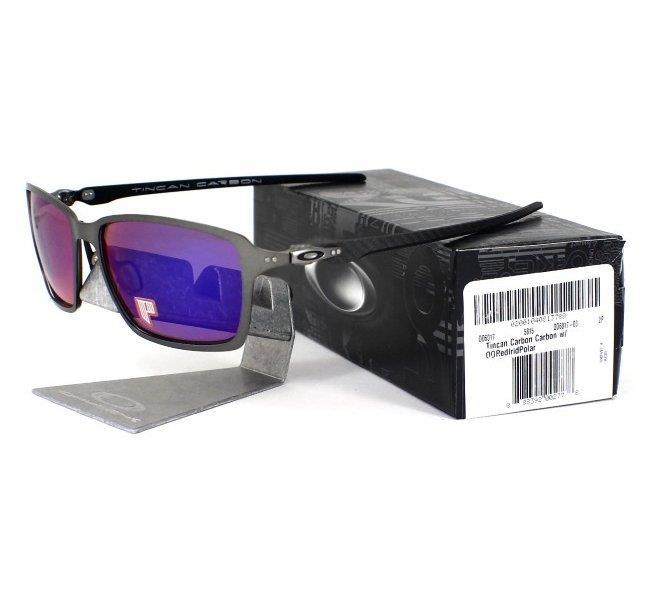 30640ea358e Oakley Tincan Carbon Sunglasses Polarized « Heritage Malta
