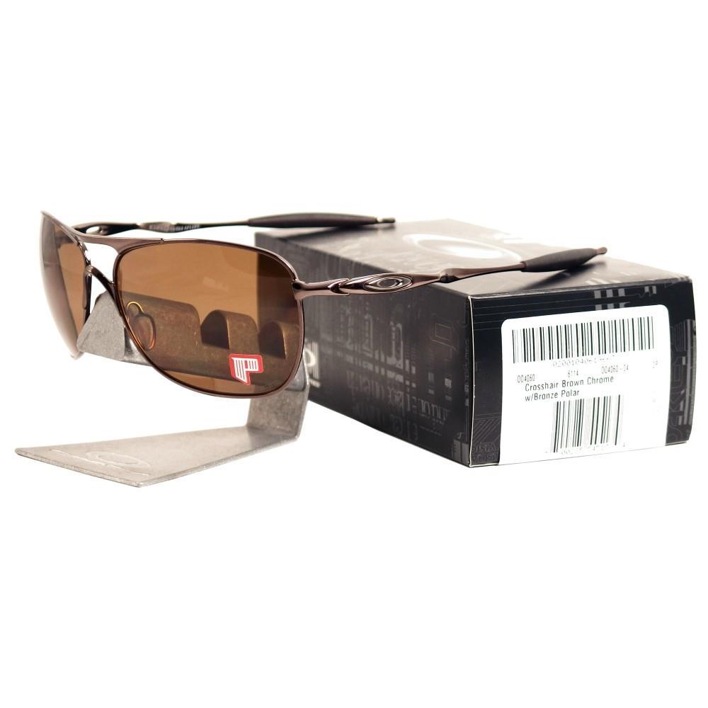 Oakley Crosshair Brown Chrome « Heritage Malta e5009d6d4b