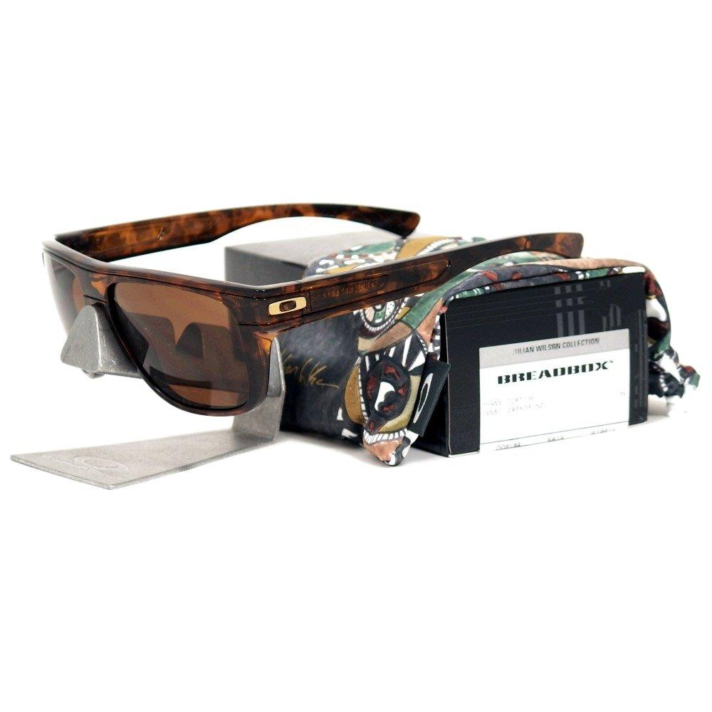 Please read our terms and conditions before bidding on or buying any of our  products. Click to Enlarge. Oakley Breadbox Julian Wilson Collection  Sunglasses 0246ae0a69