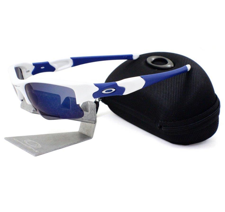 5ae3901f78 Oakley Mens Flak Jacket Xlj Iridium Sport Sunglasses « Heritage Malta