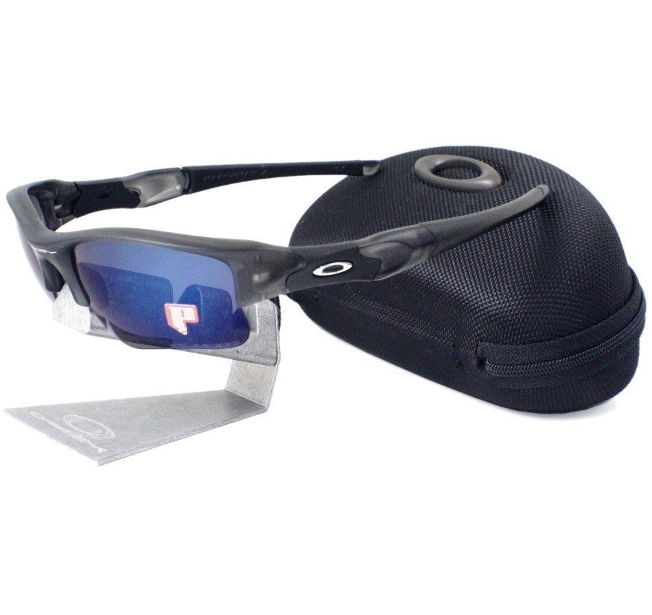 691668efc8a Oakley Flak Jacket Ice Iridium Polarized « Heritage Malta