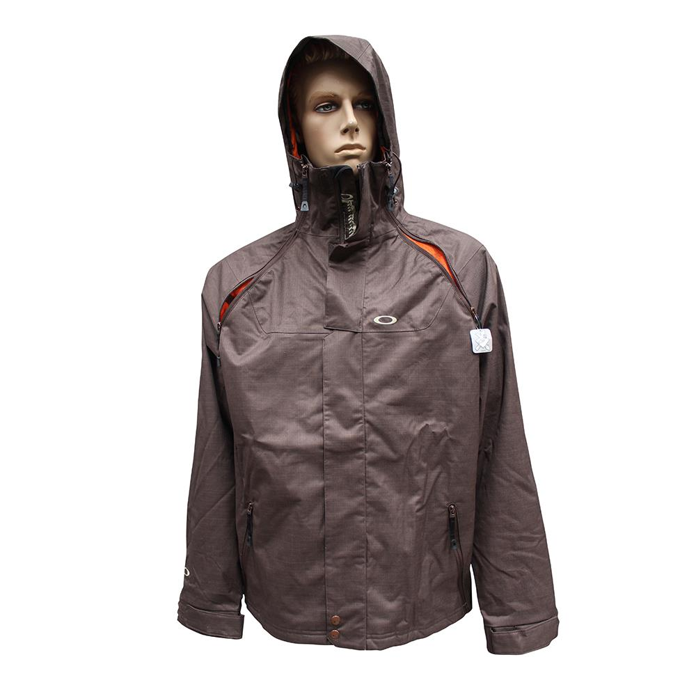 Image is loading Oakley-ROCCO-LITE-Snow-Jacket-Size-M-Medium-