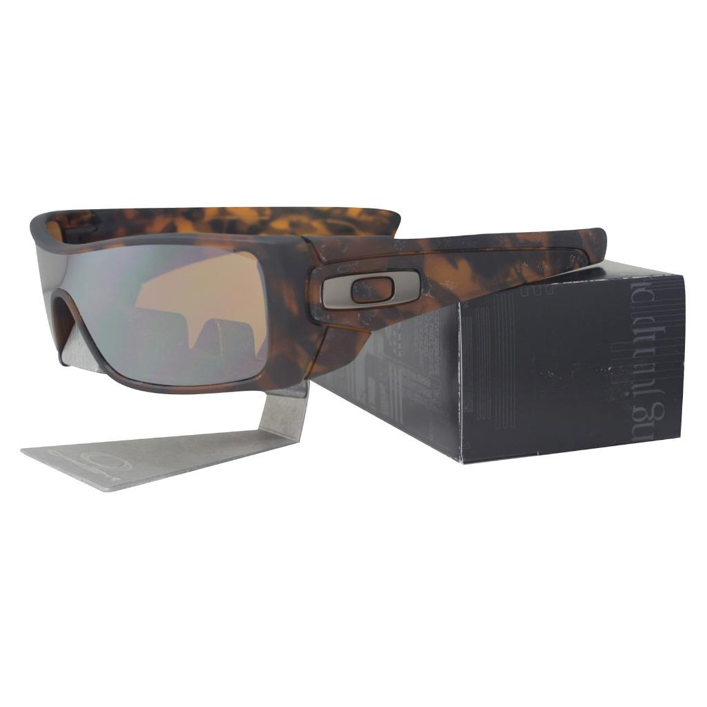 c396fc31dc Details about Oakley OO 9101-5327 BATWOLF Matte Tortoise Tungsten Iridium  Mens Sunglasses .