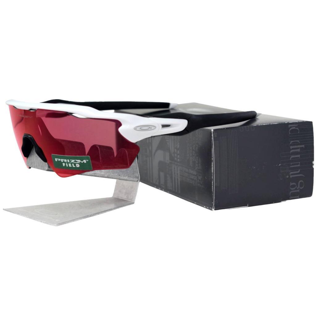 a0f2567c267e7 Details about Oakley OJ 9001-0531 RADAR EV XS Polished White Prizm Field Youth  Sunglasses .