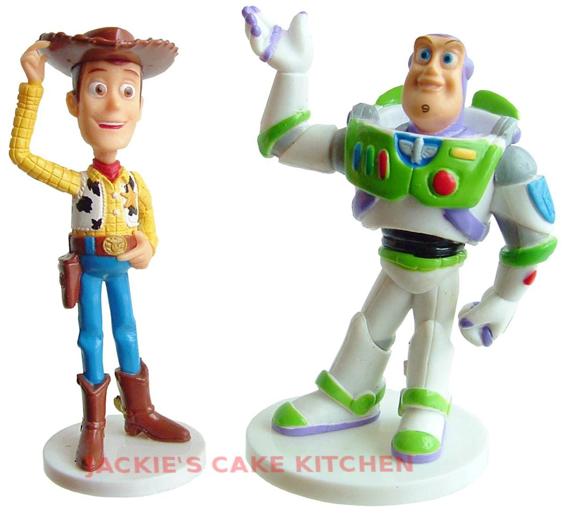 Toy Story  Cake Toppers Figurines