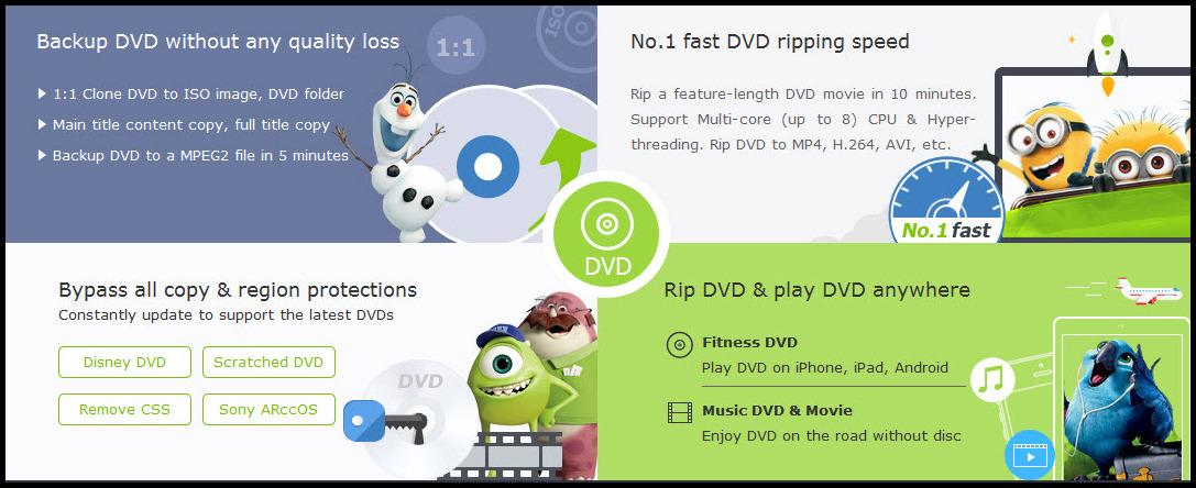 Details about 2018 WinX DVD Ripper Platinum-with bonus video downloader  program-DVD Backup