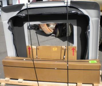 Peterbilt Sleeper Removal Kit W Interior Pbk 2u Xcp Ebay