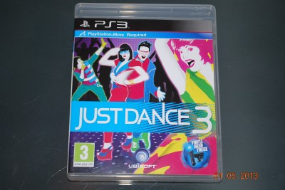 Just Dance 3 PS3 Playstation 3 Move | eBay