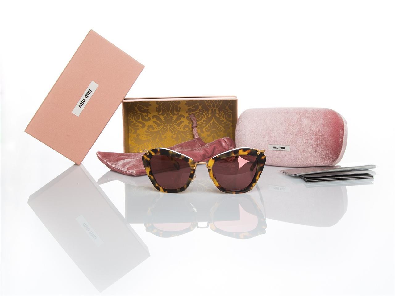 7d9f43334f9c Miu Miu Sunglasses Sale Ebay