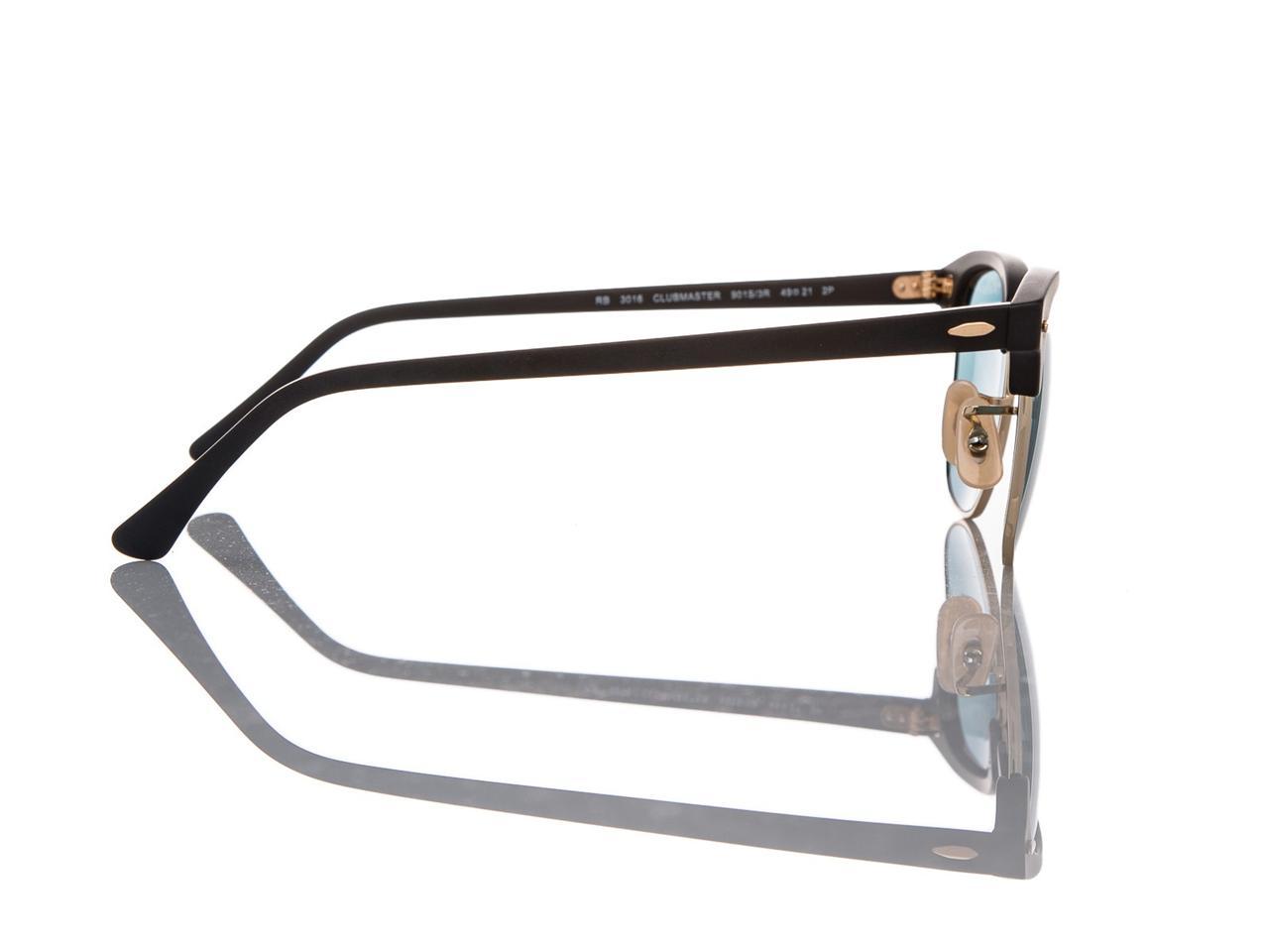 Ray Ban Clubmaster Sunglasses Rb 3016 901s 3r « Heritage Malta 9bc1f33fb8b