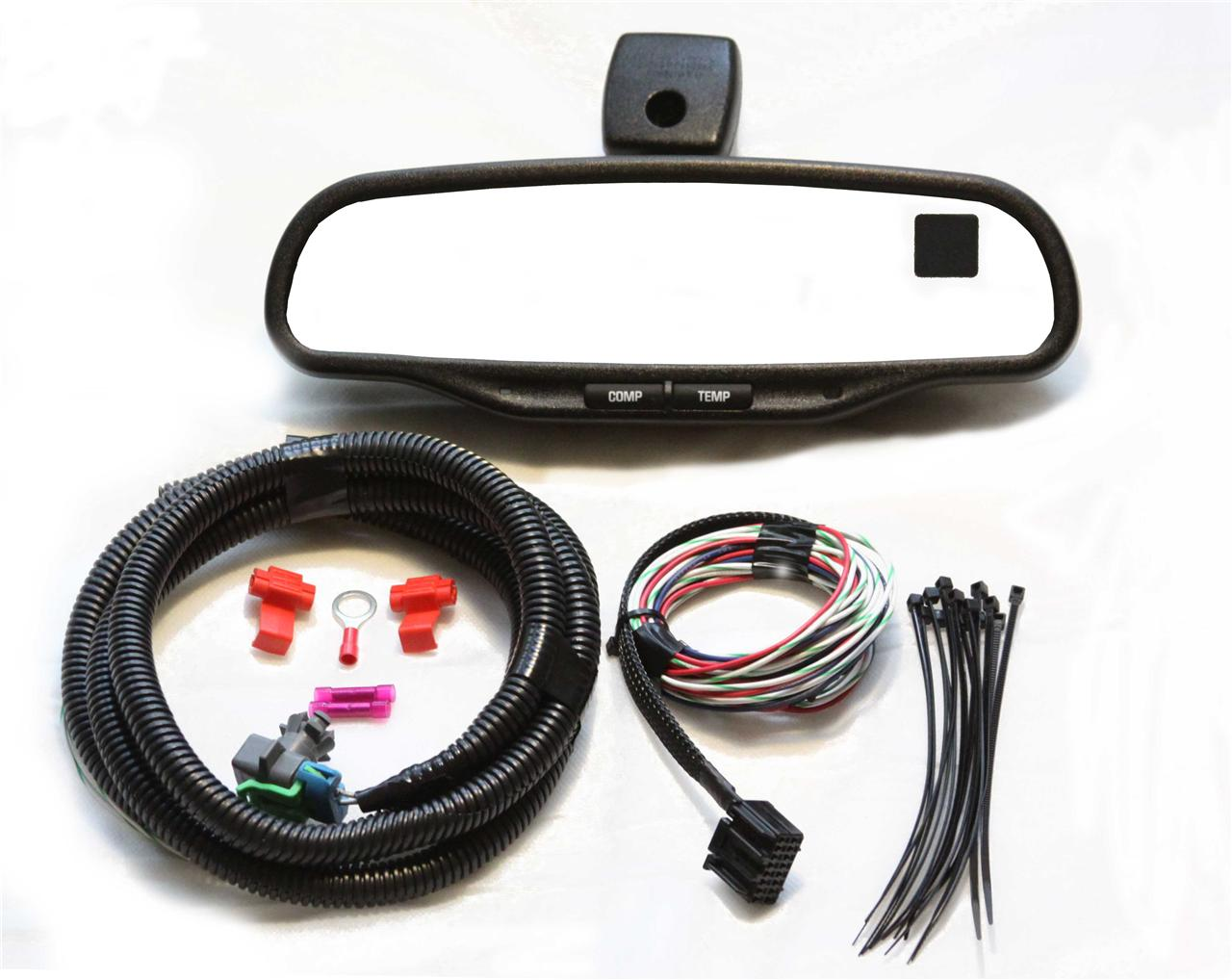 gm wiring dimming rear view mirror auto dimming rear view mirror wiring diagram