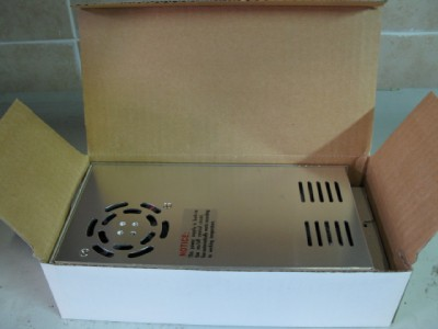 NEW* Mean Well S-350-12-5 DC Power Supply