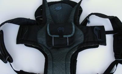 Evenflo Snugli Front Back Pack Carrier Baby Boy Black Ebay