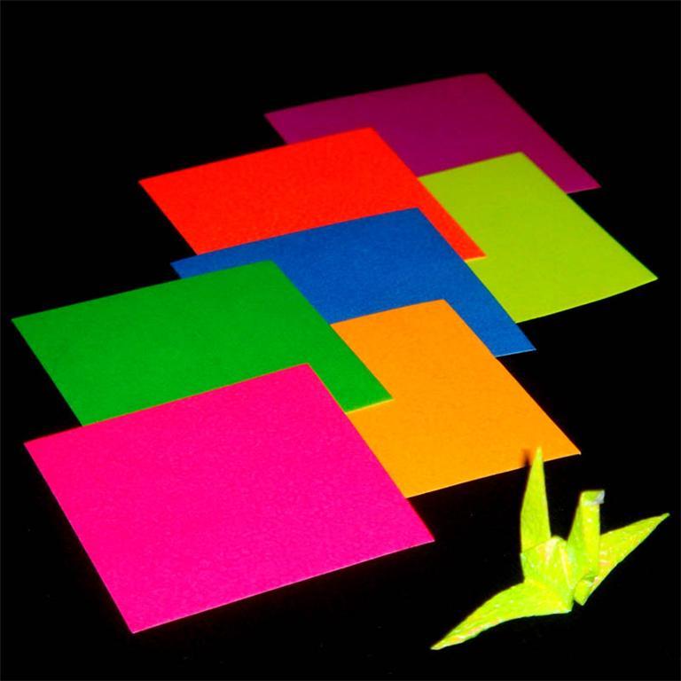Bright Neon Paper & Cover