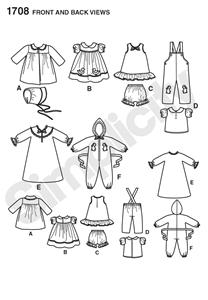 Baby Alive Doll Clothes Patterns Sewing Patterns For Baby