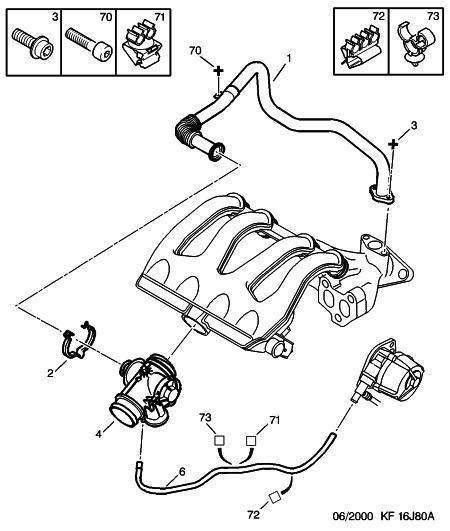 egr valve for citroen berlingo 1 9 d dw8 1628gr 96 bosch 0928400315 ebay. Black Bedroom Furniture Sets. Home Design Ideas