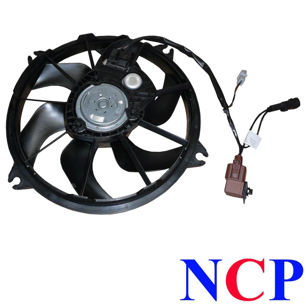 peugeot 407 citroen c5 c6 cooling radiator fan motor 1253t3 genuine brand new ebay. Black Bedroom Furniture Sets. Home Design Ideas