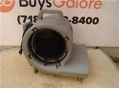 Century 400 Hurricane Pro Carpet Blower Dryer Fan Air