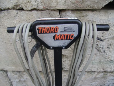 Thoro Matic 20 Inch Floor Buffer Works Great 2 Ebay