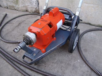 General 82 Sewer Drain Snake Rooter Cleaning Machine 6