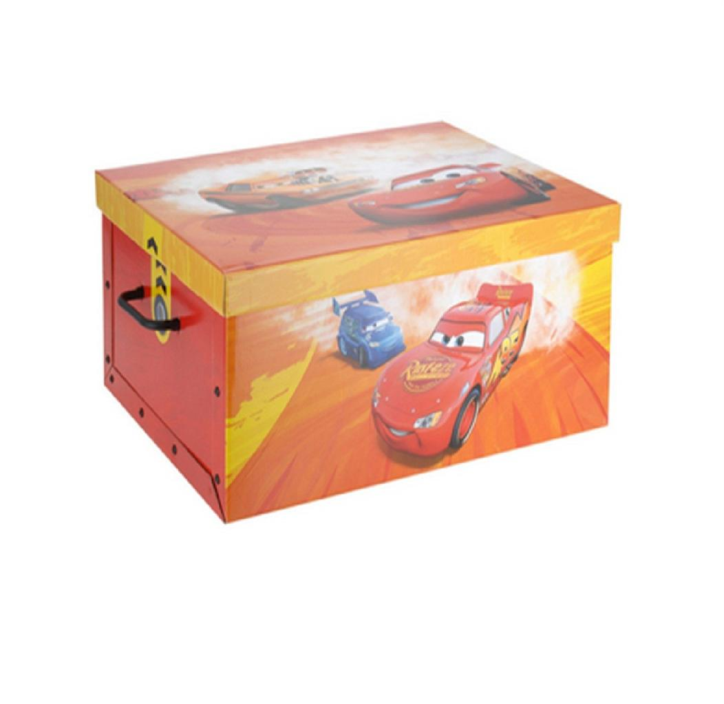 Decorative Boxes Storage: DISNEY DECORATIVE CARDBOARD STORAGE BOX BEDROOM UNDERBED