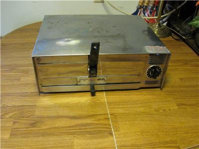 Nova Tombstone Countertop Commercial Pizza Oven N 100