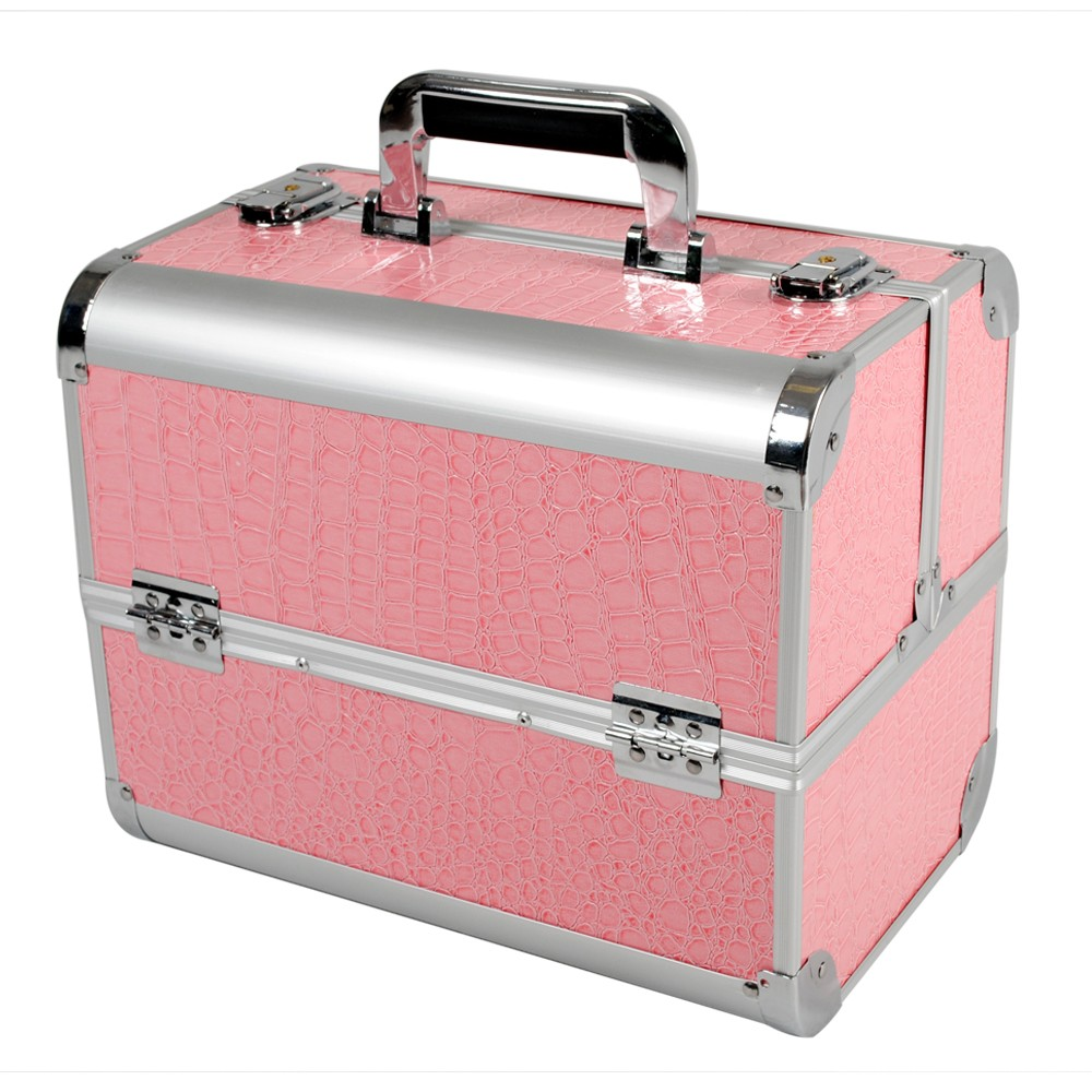 beauty boxes cosmetics makeup make up vanity case nail art artist kit box ebay. Black Bedroom Furniture Sets. Home Design Ideas
