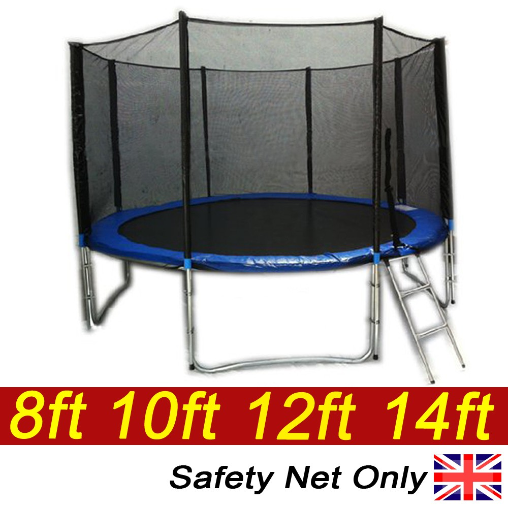 8,10,12,13,14FT REPLACEMENT TRAMPOLINE SAFETY NET PAD