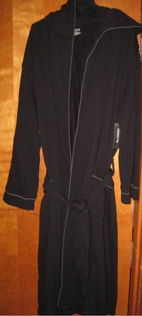 Find great deals on eBay for mens black hooded robe. Shop with confidence.