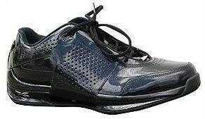 Reebok Breezy Low DMX Patent Leather Court Shoes ...