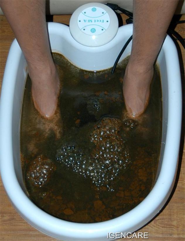 Ionic Detox Foot Bath 66