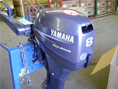 Yamaha Outboard Motor F8cmlh 2011 F8 8hp 20 Quot Manual Start border=