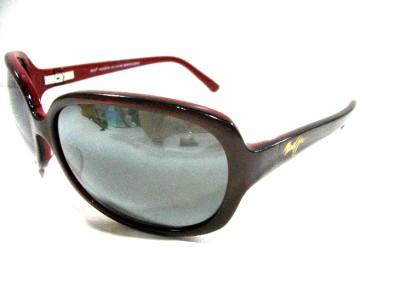 New Maui Jim Sunglasses Rainbow Falls 225 04 Rose Gray