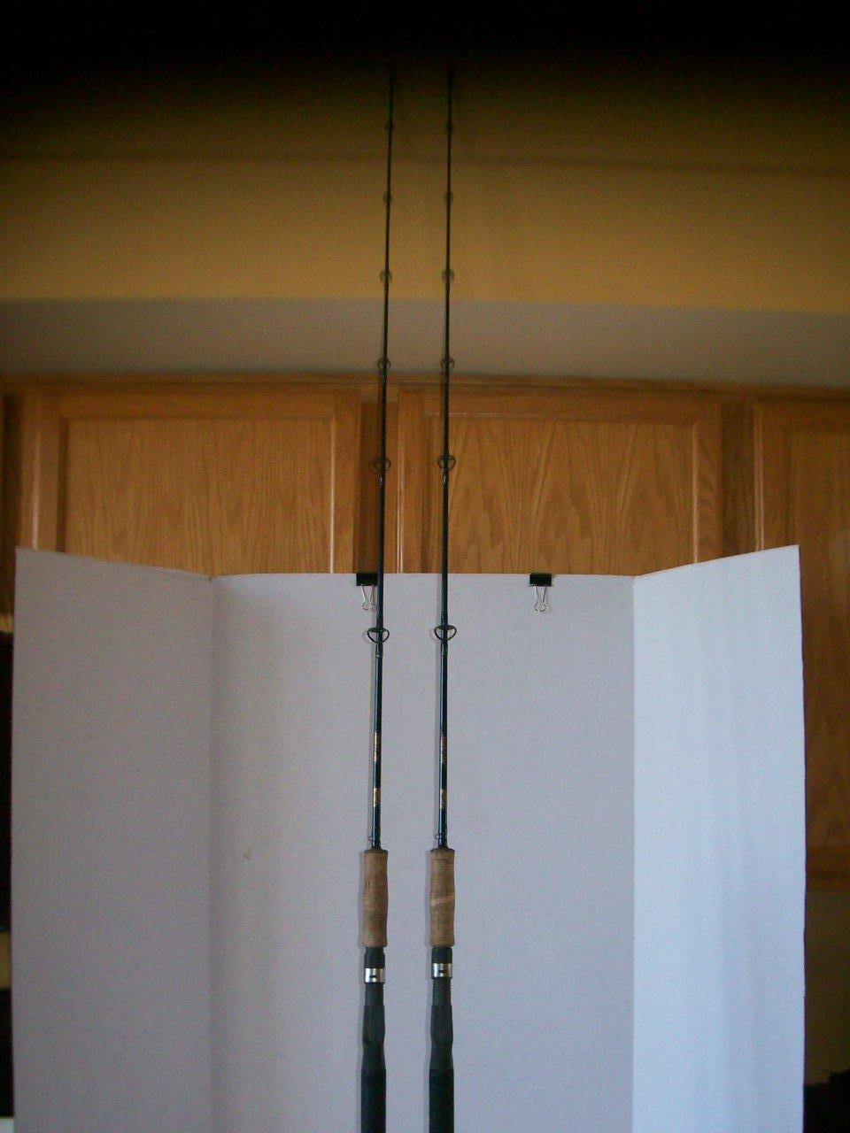 Lot Of 2 Scheels Outfitters  5 Ft Leadcore Extreme Trolling Fishing Rods  PC501LC  lowest prices