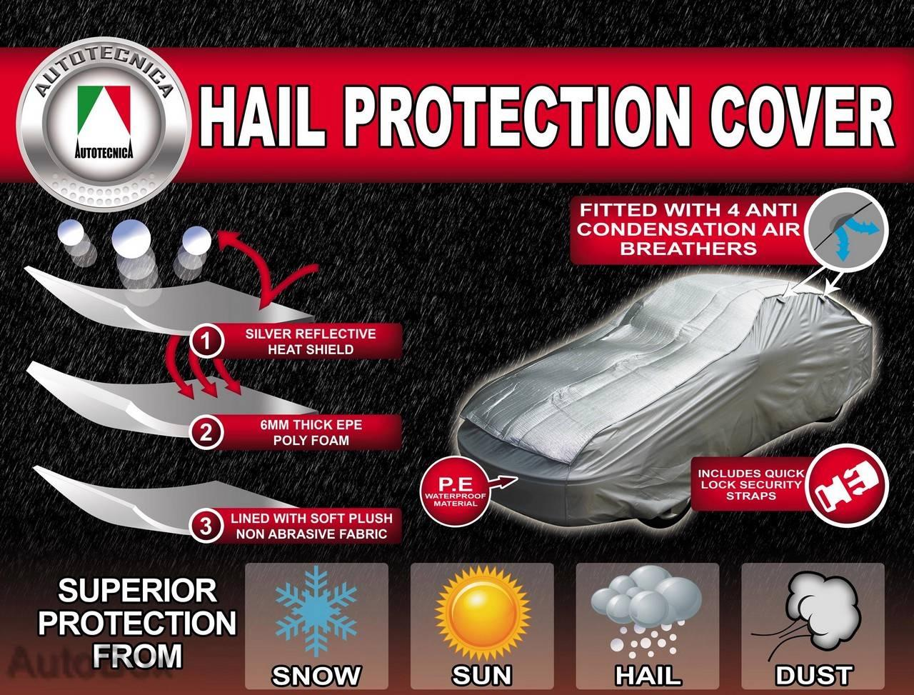 Hail Storm Proof Car Cover