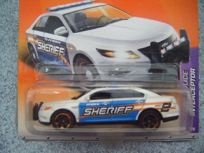 Matchbox Ford F-350 Super Duty Police Truck - Global ...