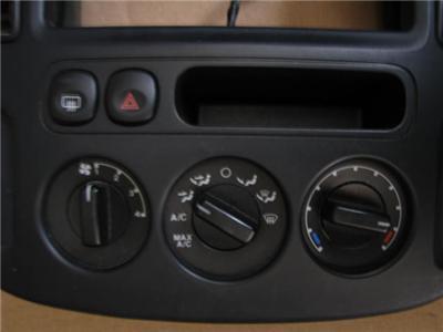2001 Ford Escape Radio Climate Dash Bezel Air Vents '01