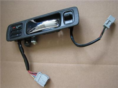 1994 1995 4dr sedan acura legend inside lh door handle 39 94 - Acura integra exterior door handle ...