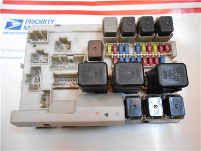 2005 2006 nissan altima fuse box 284b7aq004 ipdm control. Black Bedroom Furniture Sets. Home Design Ideas